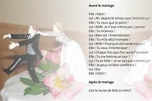 Jeux Pour Mariage Rigolo : mariage humour photos humour ~ Melissatoandfro.com Idées de Décoration
