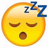 Sleepy Smiley Face Emoticon | 600 x 600 jpeg 45kB
