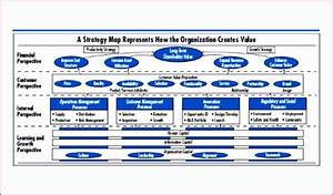 10 strategy map template excel exceltemplates With strategy map template xls