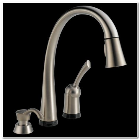 no touch kitchen faucet delta no touch faucet troubleshooting sink and faucet