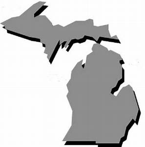Pictures Of The State Of Michigan - ClipArt Best