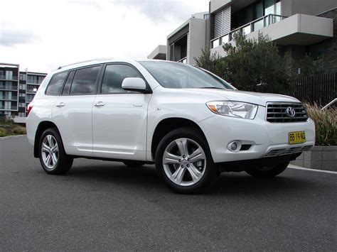 The toyota highlander, also known as the toyota kluger (japanese: 【转载】Toyota Kluger Review & Road Test - 塔州车友 - 塔州中文网