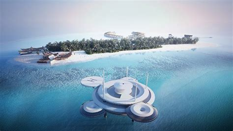 Awesome Underwater Hotel In Dubai The Water Discus by Hotel Water Discus En Dubai