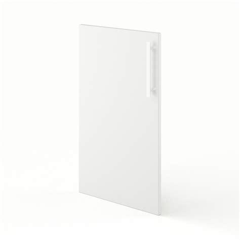 poign馥s de portes de cuisine porte de cuisine blanc délice l 40 x h 70 cm leroy merlin