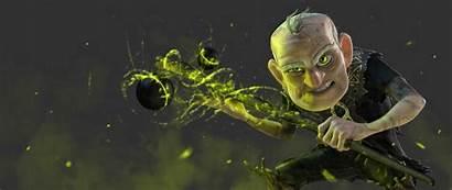 Animation Mentor Rig Character Shaman Mystical Introducing