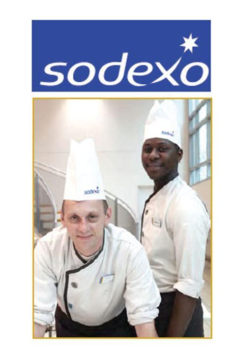 devenir commis de cuisine sodexo concours devenir commis de cuisine