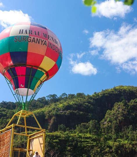 harau dream park kampung nuansa eropa wisata spot