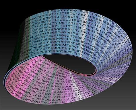 Mobius Strip 3.14 Pi ! by Vidal-Design on DeviantArt