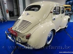 4cv Renault 1949 A Vendre : renault 4cv beige 39 58 1958 vendue ch 1889 ~ Medecine-chirurgie-esthetiques.com Avis de Voitures