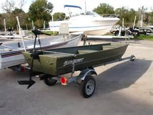 Used Aluminum Jon Boats