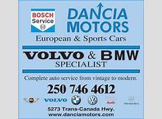 Dancia Motors European & Sports Cars Ltd Opening Hours