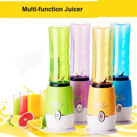 juicer juice mini extractor portable electric fruit multi function travel sent random juicers