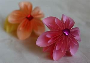 Blumen Aus Papier : papierblumen basteln ~ Udekor.club Haus und Dekorationen