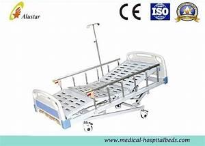 Abs Headboard Steel Medical Hospital Adjustable Beds