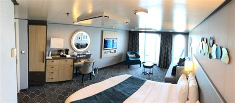 junior suite  balcony cabin category yu harmony