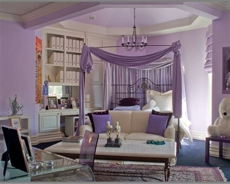 Purple Bedroom Ideas For Teenage Girls