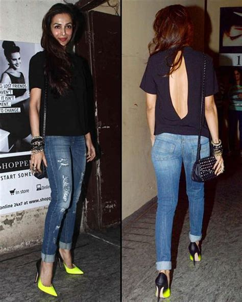 bollywood stars rocking  ripped jeans trend