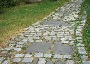 Gartenweg Pflastern Anleitung : gartenweg pflastern ja aber pflasterweg selber bauen ~ Articles-book.com Haus und Dekorationen