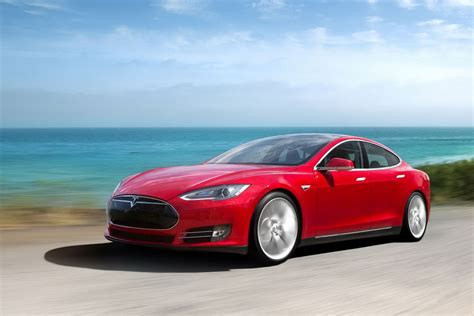 Tesls Car by 2015 Tesla Model S P85d Test Drive