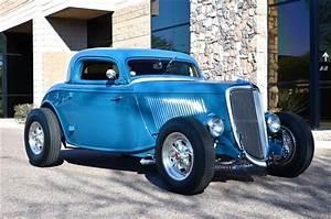 Gr8rods  Salt Flats Style 1934 Ford Couple