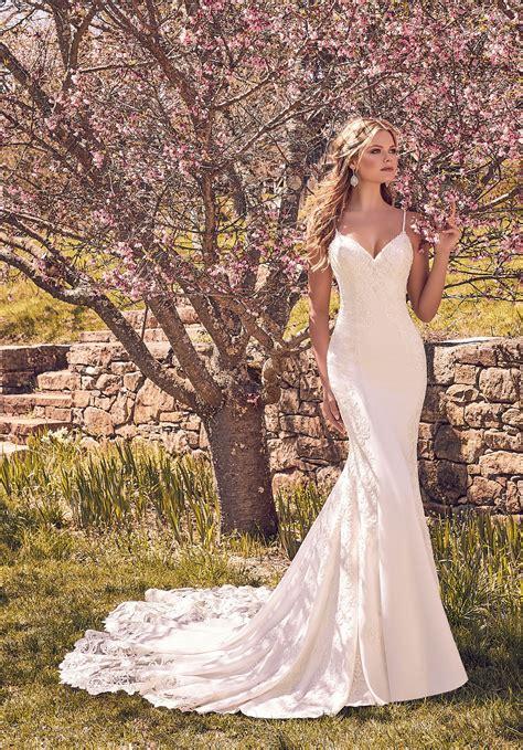 lizzie wedding dress style  morilee
