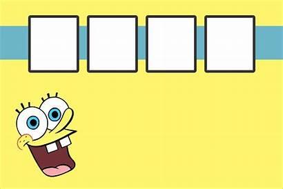 Spongebob Squarepants Personalizedpartyinvites Birthday Date Invitations Rsvp