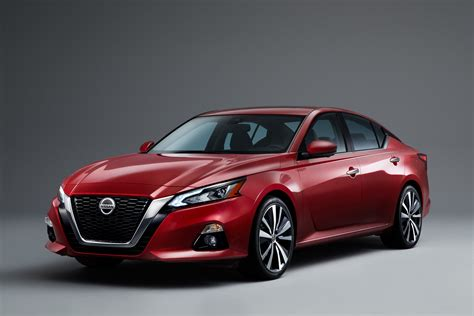 Is The Nissan Maxima All Wheel Drive by All New 2019 Nissan Altima Gets Awd New Turbo Four No