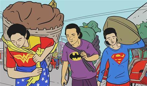 gambar tokoh kartun spiderman gambar kartun