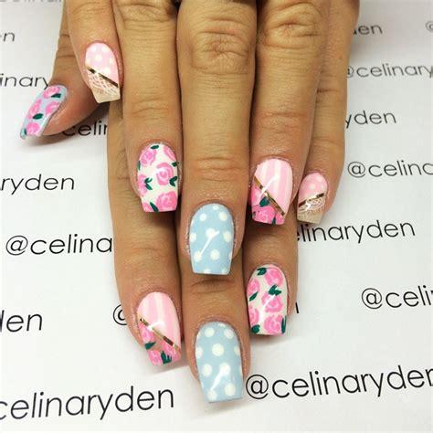 shabby chic nails shabby chic nails for kissie