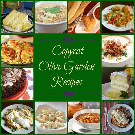 olive garden recipes make your own olive garden menu 50 olive garden copycat