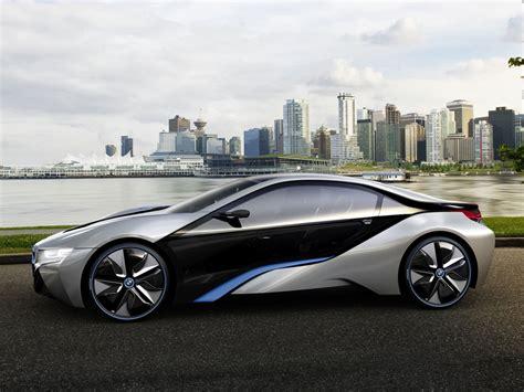 Bmw I8 Brand Concept Car Hd Wallpaper 07-1600x1200