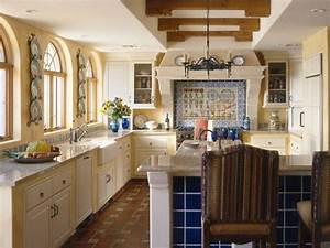 kitchen spanish colonial 2315