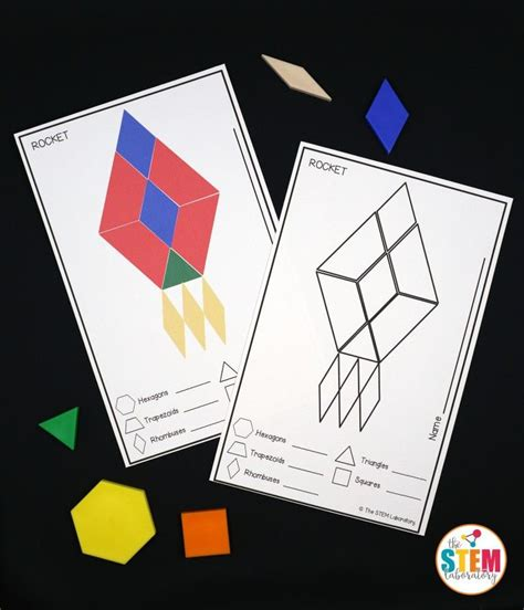 outer space pattern block mats outer space rockets 925 | ee93e83345b92a6301c6eea30df0e303