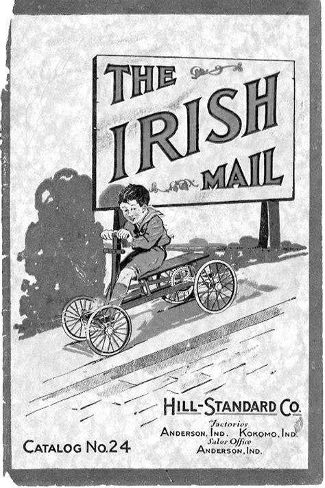 Hugh Hill's Irish Mail made a million children happy | MAD