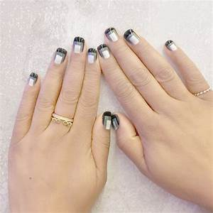 Trendy and Pretty French Nails | NailDesignsJournal.com