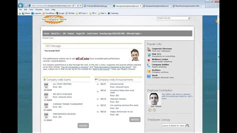 Training Site Template Sharepoint 2013 by Sharepoint Exles Video Search Engine At Search
