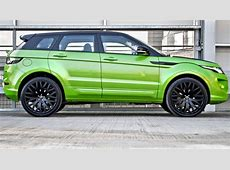 Kahn Design Range Rover Evoque Styling Kit Car Tuning