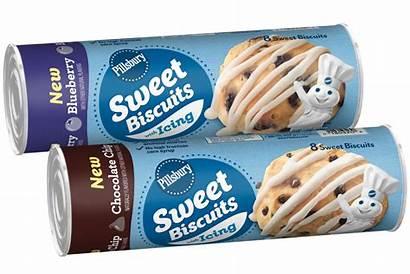 Pillsbury Biscuits General Mills Sweet Boost Three