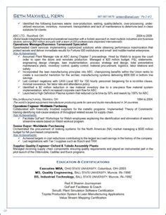 Expert Resumes For Career Changers by Sles Executive Resumes Professional Cvs Career