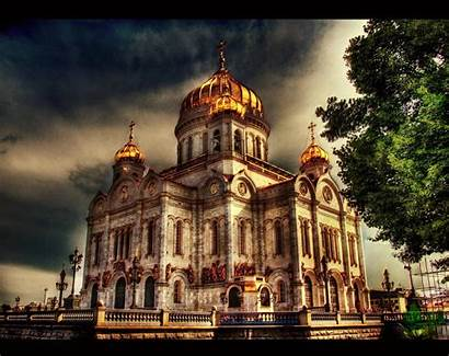 Church Wallpapers Dome Hdr Isik5 Embrace Golden