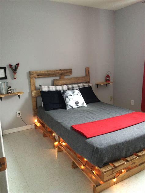 fabrication canapé palette bois meubles en palettes de bois comment faire un bon canap