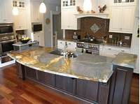 types of countertops Kitchen Knowing the Different Kitchen Countertop Types to ...