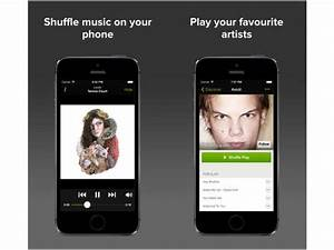 Spotify brings free shuffle-based streaming to iOS, makes ...