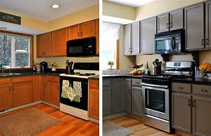 How to redoing kitchen cabinets theydesignnet for What kind of paint to use on kitchen cabinets for geareye sticker