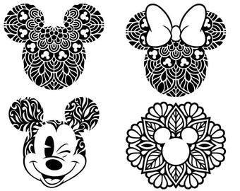 Mickey mouse svg, minnie mouse svg, mickey head, mickey love, mickey joy, minnie bow, disney castle svg, cricut, silhouette, cut file, vinyl. Mickey Mouse SVG Minnie Mouse SVG Mickey Head Mickey Love ...