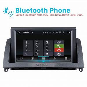 8 Inch Hd 1024 600 Touchscreen Android Raido For 2007