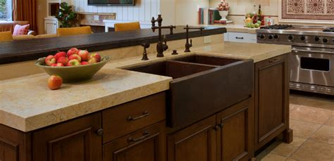 five inc countertops types of