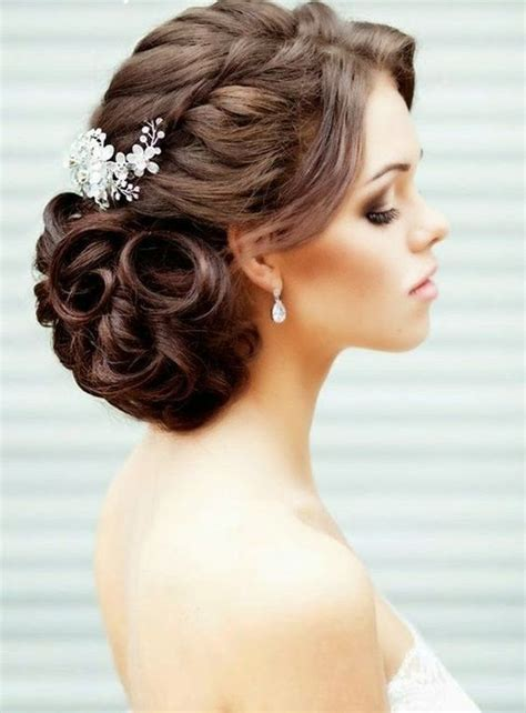 Wedding Hairstyles Updos With Curls by 34 Beautiful Wedding Hairstyles With Curls Weddingomania