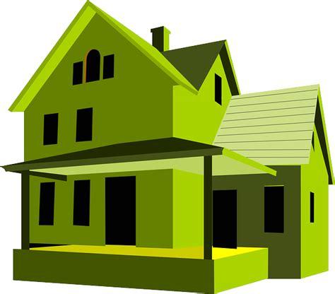 rumah hijau gambar vektor gratis  pixabay