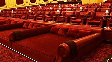 comfortable cinemas   world   wont